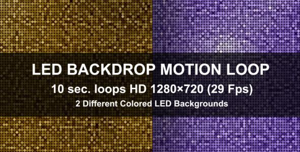 VideoHive LED Backdrop 5537157