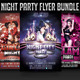 Night Party Flyer Bundle - GraphicRiver Item for Sale