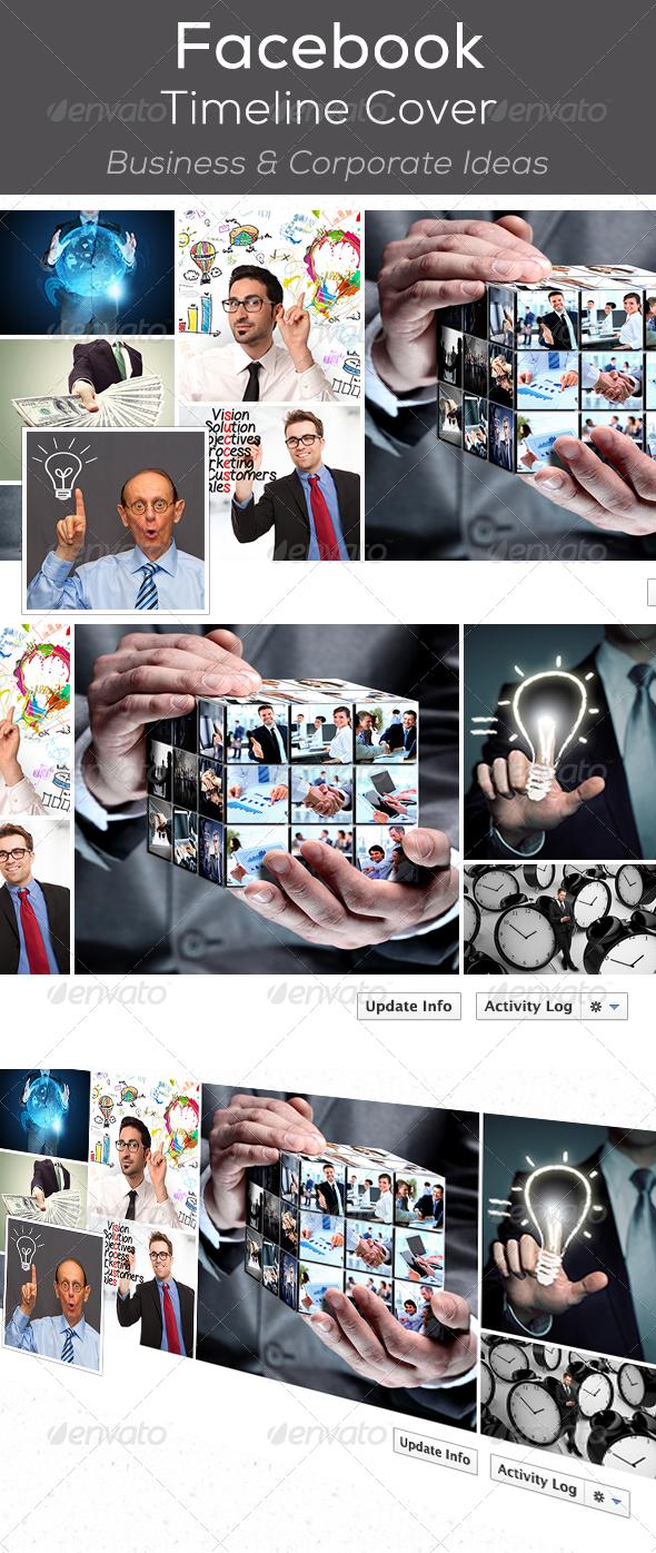 Business & Corporate Facebook Timeline Cover - Facebook Timeline Covers Social Media
