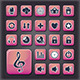 Media Player Universal Buttons - GraphicRiver Item for Sale