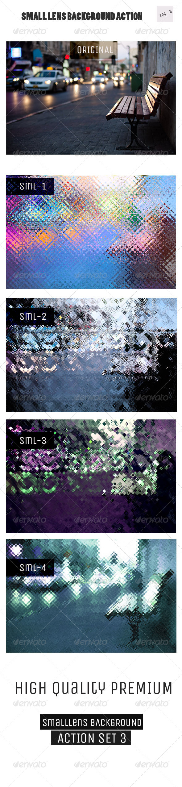 GraphicRiver Small Lens Glass Background Action V3 5541674