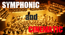 Symphonic and cinematic