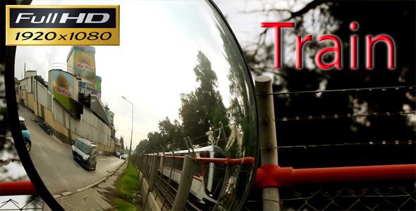 VideoHive Train 5541860