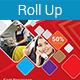 Multipurpose Business Roll-Up Banner Vol-04