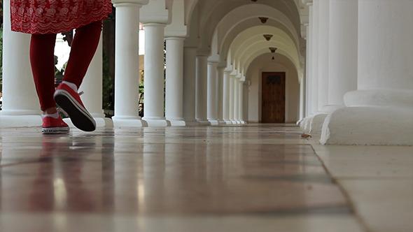 White Piling Corridor