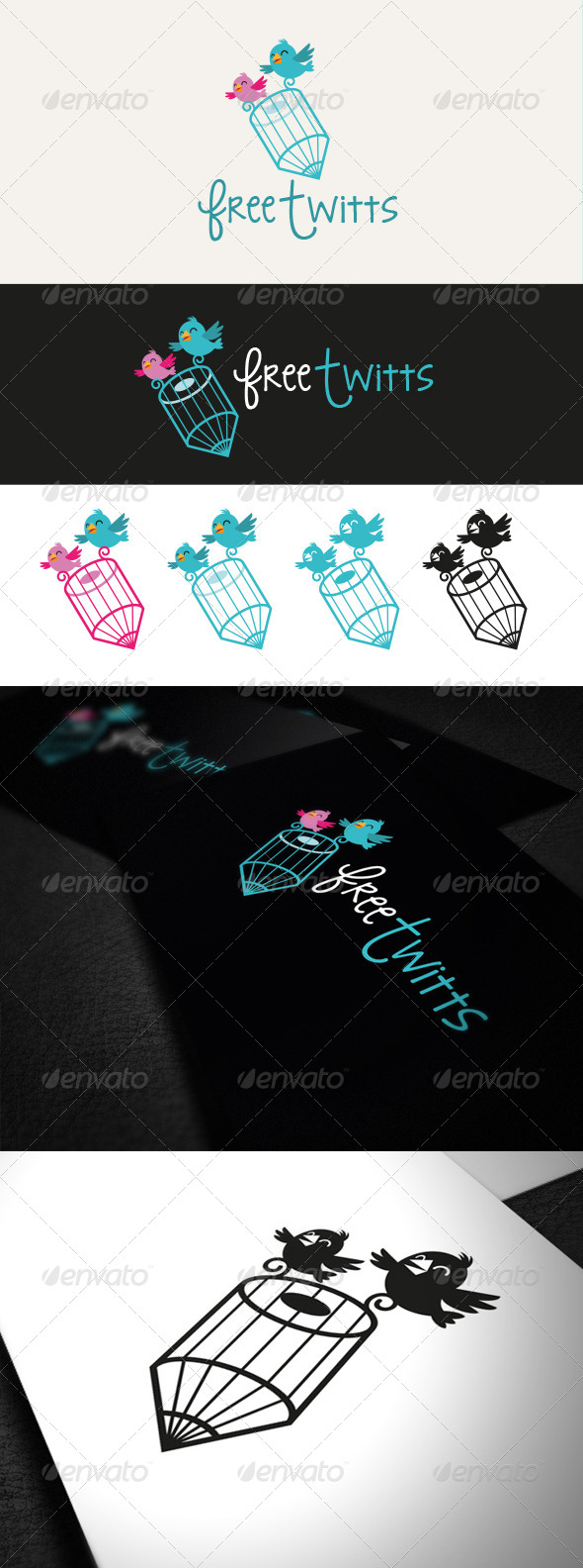 GraphicRiver Free Twitts 5542129