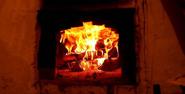 VideoHive Burning Furnace 5542366