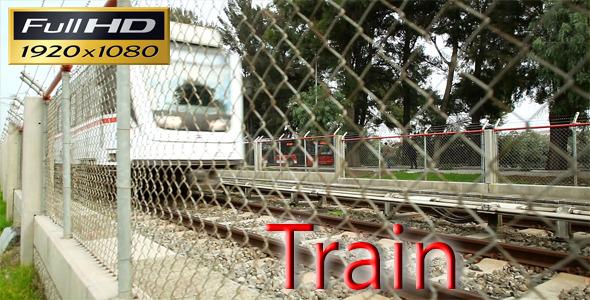 VideoHive Train 5542402