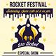 Rocket Festival Flyer