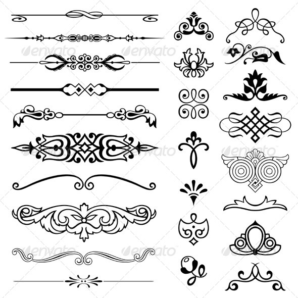 GraphicRiver Design Elements 5543629