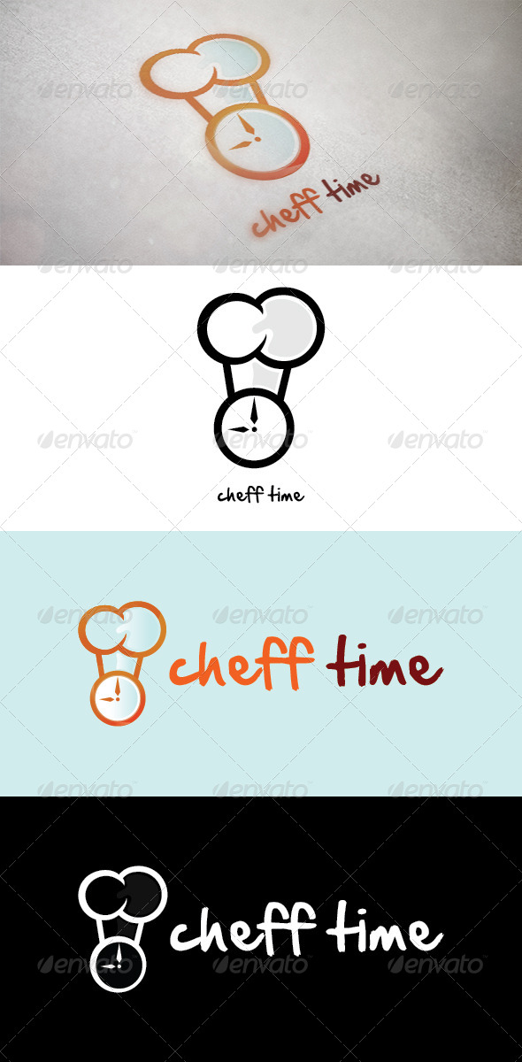 GraphicRiver Cheff Time 5543794