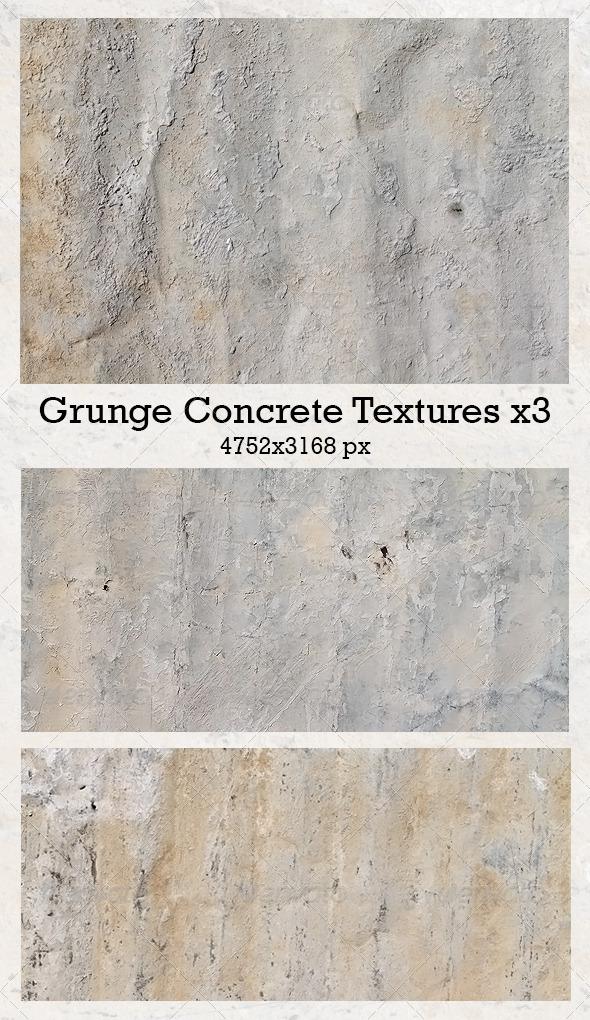 GraphicRiver Grunge Concrete Texture 5543915