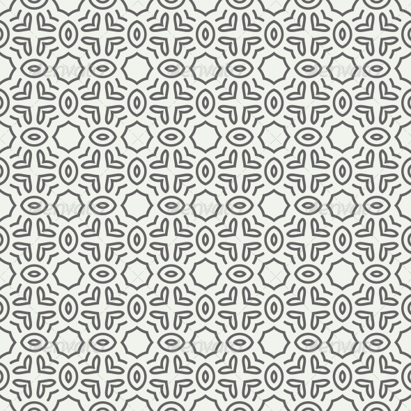 GraphicRiver Seamless Retro Pattern Background 5544352
