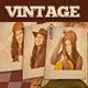 Vintage Facebook Timelines - GraphicRiver Item for Sale