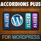 Accordions Plus for WordPress