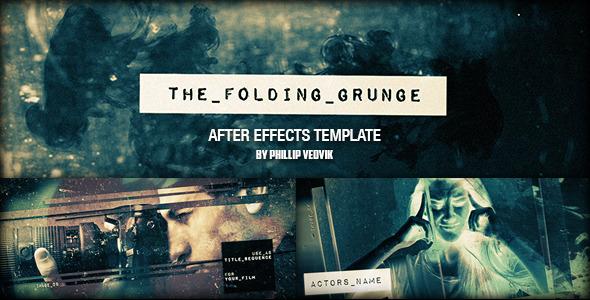 The Folding Grunge