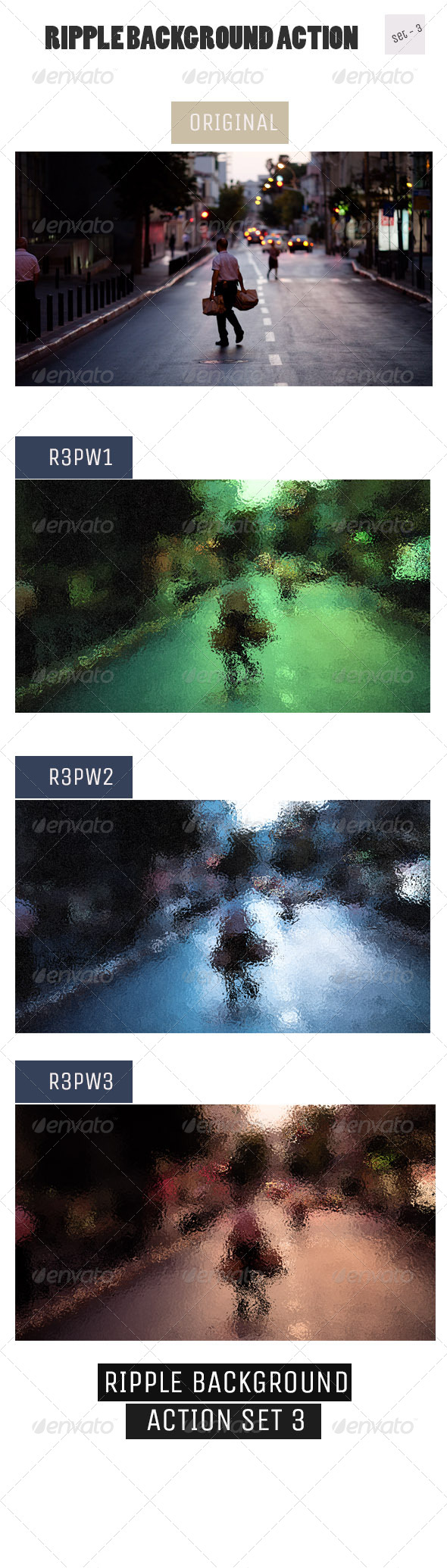 GraphicRiver Ripple Water Background Action Set V3 5545867