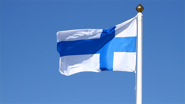 VideoHive Flag of Finland 5545896