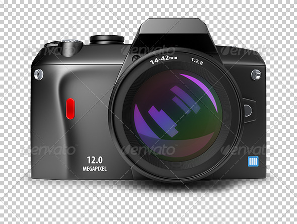 GraphicRiver Camera 5545926