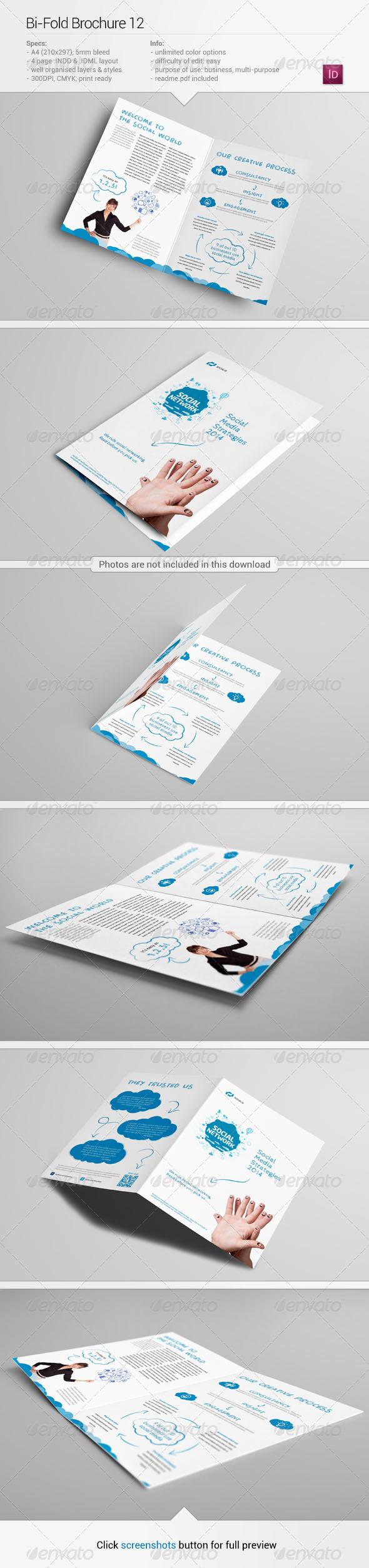 Bi-Fold Brochure 12
