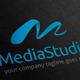 Media Studio Letter M Logo - GraphicRiver Item for Sale