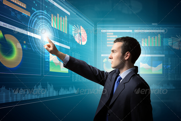 Innovative technologies - Stock Photo - Images