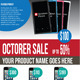 Product Flyer Templates - GraphicRiver Item for Sale