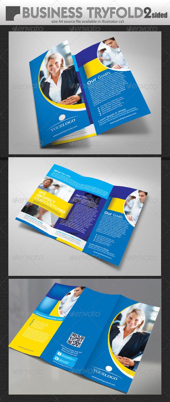 GraphicRiver Business Brochure Design 5549302