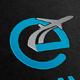 e Travel Logo