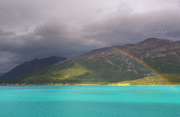 Rainbow - Stock Photo - Images