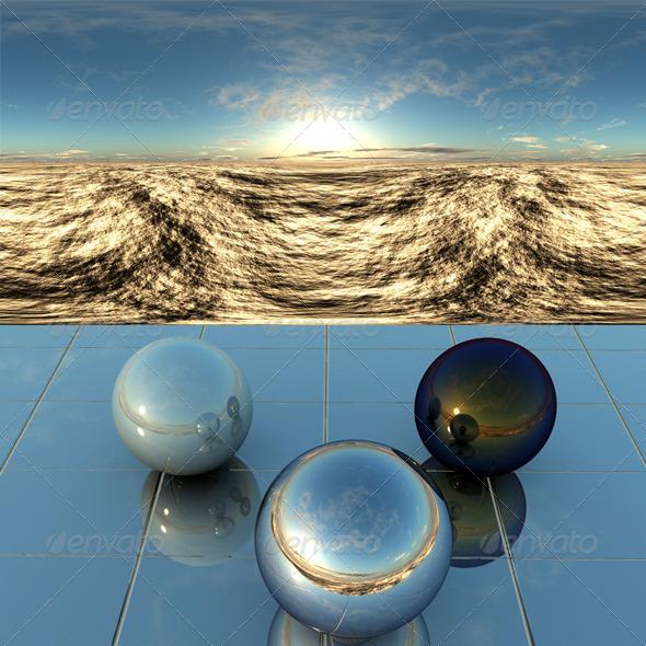 3DOcean Desert 48 5551136