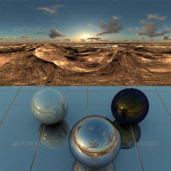 3DOcean Desert 49 5551138