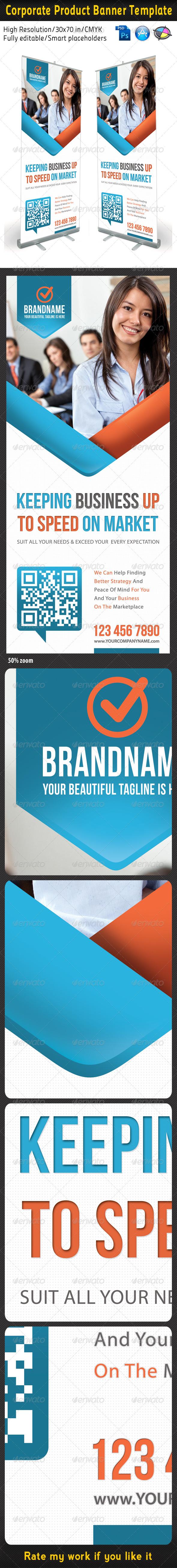 Corporate Multipurpose Banner Template 04