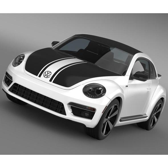 3DOcean VW Beetle GSR 2013 5552952