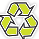 Power Recycling Pictograms - GraphicRiver Item for Sale