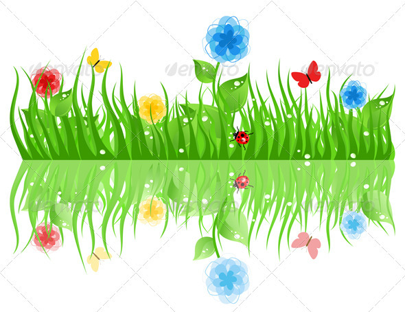 Grass2 - Flowers & Plants Nature