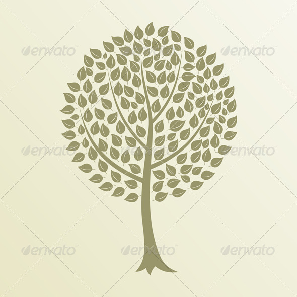 GraphicRiver Tree4 571403