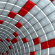 3D Rendered Tube Cubes Background - GraphicRiver Item for Sale