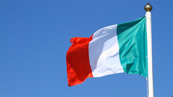 VideoHive Italian Flag 5555173