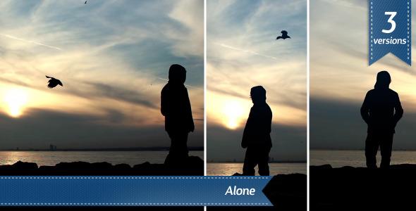 VideoHive Alone 5555329