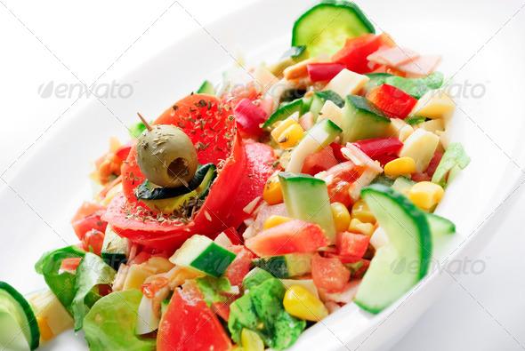 Salad - Stock Photo - Images