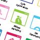 Modern SEO Services Icons (Set.1)