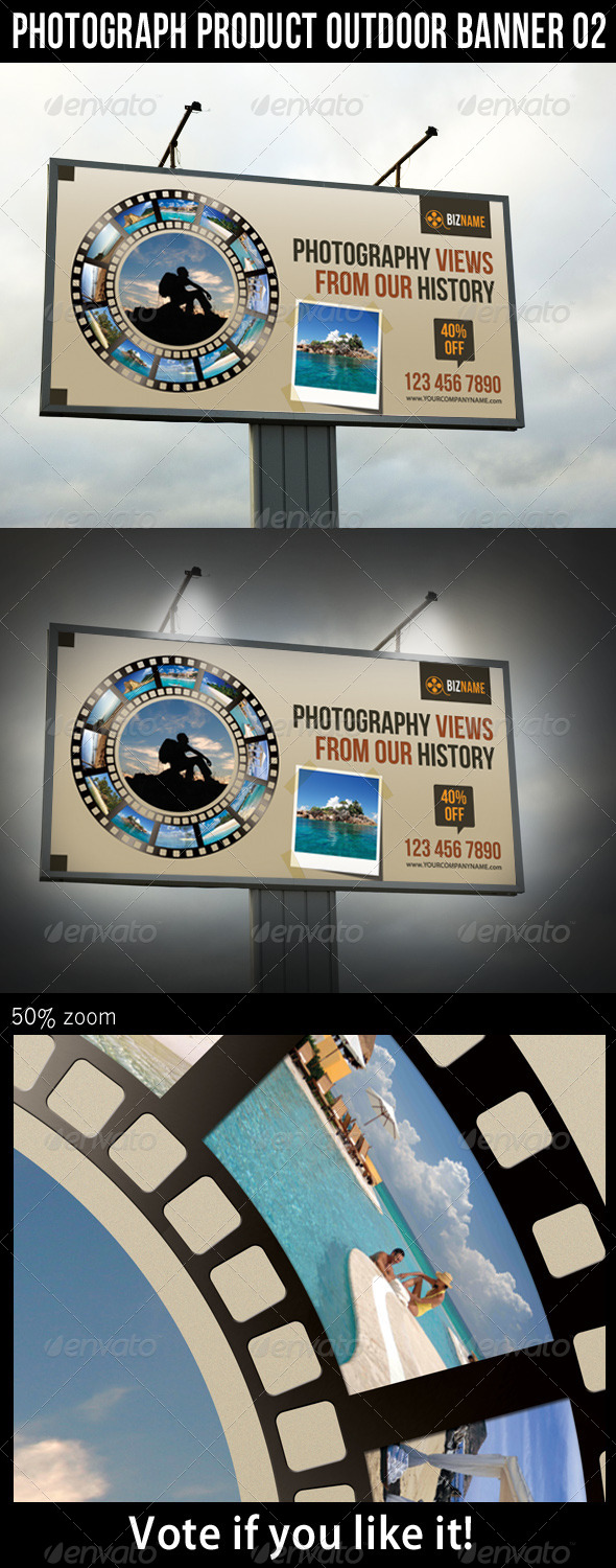 GraphicRiver Photograph Product Outdoor Banner 02 5532857