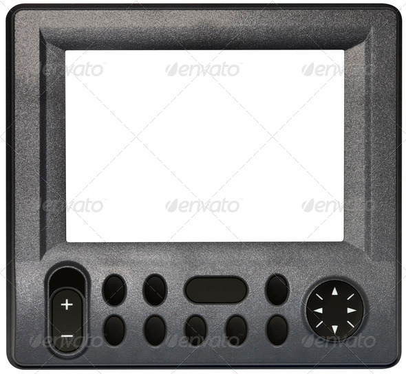 Loran navigation device - Stock Photo - Images