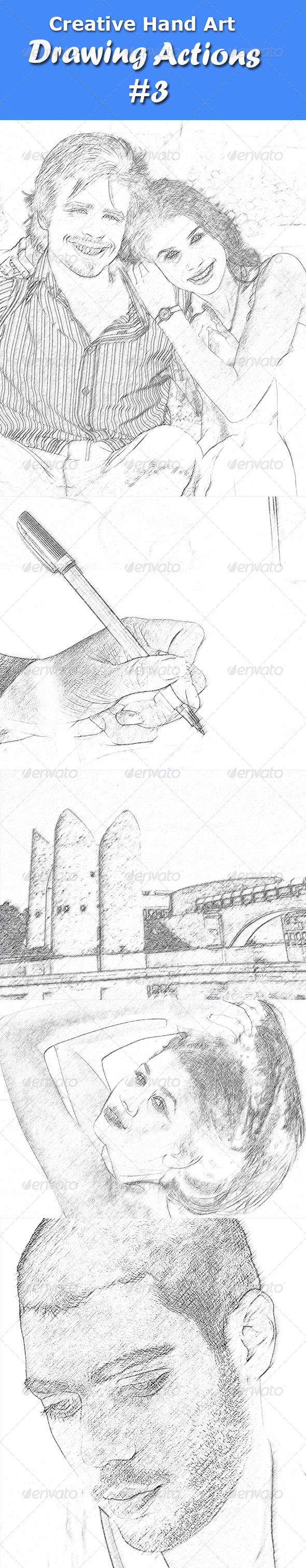 GraphicRiver Creative Hand Art Drawing 3 5557559