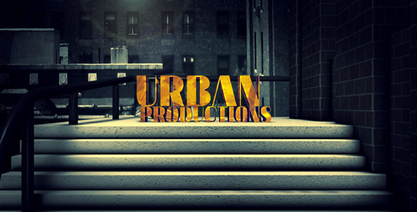 After Effects Project - VideoHive Shattered An Urban Movie Intro 571976