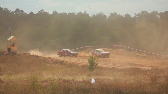 VideoHive Autocross 2 5558170
