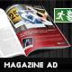 2x3 Magazine AD Templates - GraphicRiver Item for Sale