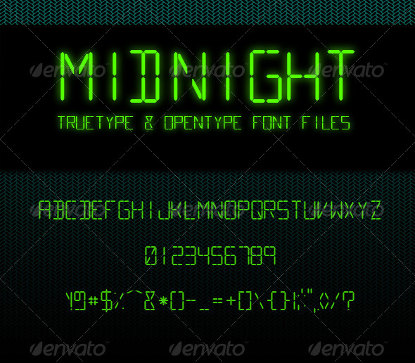GraphicRiver Midnight 5559387