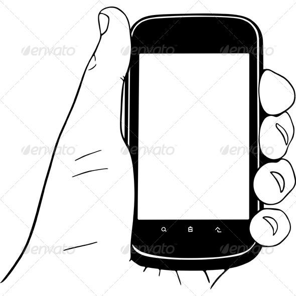 GraphicRiver Mobilephone 5559469